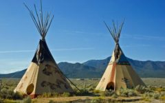 New Mexico will be celebrating its first official Indigenous Peoples' Day this year.
